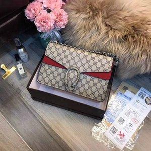 2019 Designer catena della frizione del messaggero delle donne di marca borse a spalla 2018 Nuovo caldo Vendita borse a tracolla in pelle verniciata sera Borse Moda