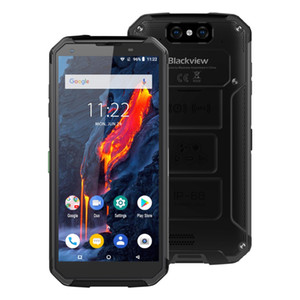IP68 Su geçirmez Blackview BV9500 Artı Helio P70 Octa Çekirdek Smartphone 10000mAh 5.7inch FHD 4GB 64GB Android Çift SIM Cep Telefonu