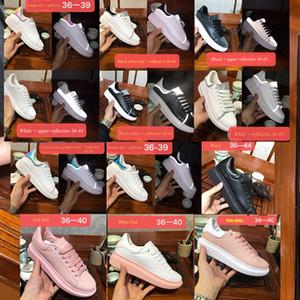 alexander mcqueen mcqueens designer modelle männer frauen mode leder plattform sport schuhe herren chaussures snabelese