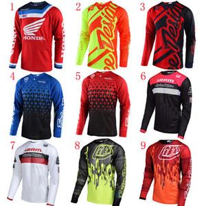 trasporto di ree per Motocross Maglia Downhill sudore migrazione sulla T-shirt cross country in mountain bike maglie traspiranti