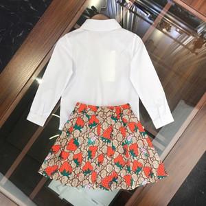 Deux Piece Outfit bébé Kid Vêtements et fille chez les enfants t é pur coton coréen Mouvement Weave Apportez double et Clothe 0714