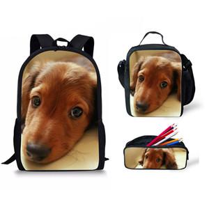 تخصيص الألماني مطبوعة مدرسة مجموعة حقيبة سفر كبيرة محمول حقيبة للبنات حقائب قابلة لإعادة الاستخدام رجل الغداء مربع الأطفال