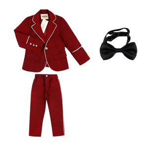Boys suits for weddings Kids Prom Suits Formal Dress for Boys Children Tuexdo Clothing Set Blazers for Girls Costume Garcon