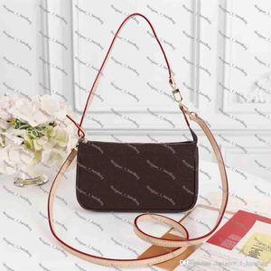 Klasik LÜKS çanta moda kadın omuz çantası çiçek mektup eleman diyagonal torba fermuar kapatma boyutu 21/13 / 3cm