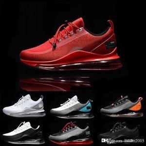 720 실행 유틸리티 (72C)의 남성 디자이너 신발 남성 여성 캐주얼 공기 360 반사 트레이너 검정 흰색 빨강 파랑 회색 오렌지 스포츠 운동화 36-45