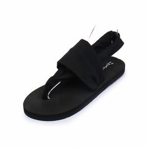 Flip-flop Feminino Xia Bohemia Flat Sandálias E Chinelos De Pano Com Clipes Chinelos Bonito Praia Espinha De Peixe Sandálias Femininas