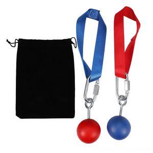 Forniture 1Pair Braccio Forza polso forza di trazione presa di addestramento Power Ball Up contenere grip Attrezzatura Hand Grip Forza fisica delle apparecchiature fitness Tra