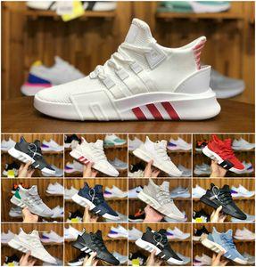 2020 nuovi pattini EQT Bask supporto Future 93 17 Triple bianco nero rosa alto delle donne degli uomini di sport scarpe da tennis correnti Knit Chaussures Homme Formatori