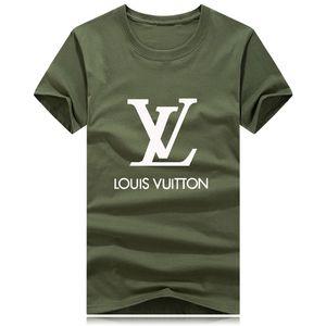 T-shirt dos homens da marca primavera e verão camisa de algodão de luxo marinheiro alma T-shirt famosa camisa de grife marca polo tee de manga curta S-5XL