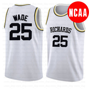 65 NCAA Michael NCAA North Carolina Jersey Vince Carter 3 Allen Iverson Wade LeBron College Basketball Jersey