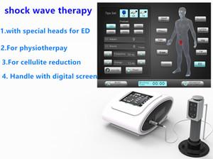 Machine de soulagement de la douleur musculaire Thérapie radiale par ondes de choc Thérapie par ondes acoustiques Thérapie par ondes acoustiques Onde de choc Physiothérapie, corps de machine minceur