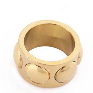 из нержавеющей стали ювелирные изделия обручальных роскошь дизайнер ювелирных изделий женщин кольца способа кольца для чемпионата женщин кольца Bague налить Hommes