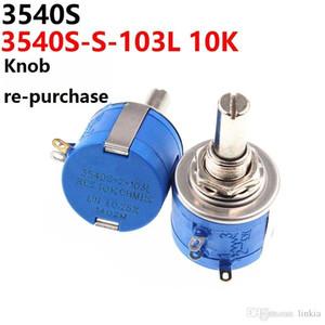 Multi-turn precision winding potentiometer 3540S 3540 10K 103