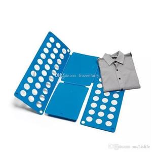 Vestiti che piegano bordo magico di velocità veloce cartella Multi-shirt funzionali che piegano bordo per i bambini Abbigliamento per bambini cc196-2032018060202