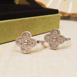 qualidade do punk anel anel de charme de luxo com todas as palavras de diamante e grave para as mulheres casamento jóias mãe PS8811 dia presente da jóia