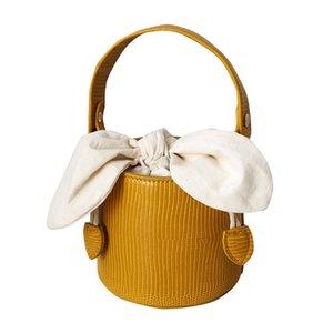 Superior2019 Senior Bag North Feel Western Style Portable Bucket Woman Joker Chain Package Single Shoulder