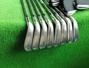 Fast DHL New Mens Golf Clubs Latest SIM MAX Golf Irons Many Opitons on Shaft