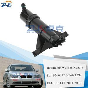 ZUK омыватель фар сопловой насос фара водяной распылитель струйный привод для BMW 5 серии E60 E61 LCI 520i 525i 528i 530i 535i 550i M5