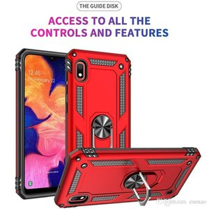 For Samsung Galaxy S8 S9 S10 E Plus S20 Ultra 5G Note 10 Pro Armor Case For J4 J6 A6 A7 A8 2018 A10 A20 A30 A50 A70 A21 A51 A71