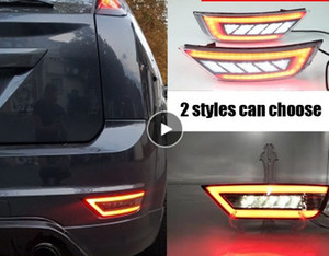 Pour Ford Focus Hatchback classique 2009 2010 2011 2012 2013 voiture Pare-chocs arrière droit réflecteur Feux arrière Assemblée lampe de brouillard