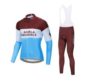 2019 New Pro Team AG2R Maillot De Vélo Homme Vêtements De Cyclisme Respirant Vélo Veste Shirt Pantalon À Bretelles Ensemble Femmes Racing Bike Wear