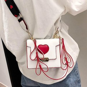 Belle2019 Baitao Manrui Bag Mulher Broadband Oblique Satchel Mão Bill Of Lading ombro Mini- Small Package
