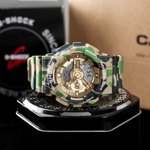 Casio Watch kutusuyla CASIO G-ŞOK Spor Kol G Moda Stil mudmaster Erkek Dijital Toptan Saatler relogio masculino Relojes saatler