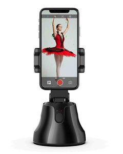 Portátil All-in-One Smart Auto tiro selfie vara 360 rotação Face Tracking Auto rastreamento de objetos vlog MQ1 Camera Phone Holder