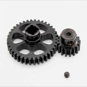 WLtoys Weili A949 A959 A969 A979 K929 Fernbedienung Auto Metall Zubehör Setzungsgetriebe Motor-Getriebe-Upgrade