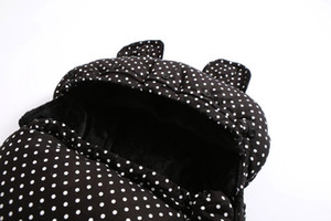 Baby Stroller Sleeping Bag Thick Warm Envelope For Newborns Foot muff Infant Winter Windproof Foot Cover