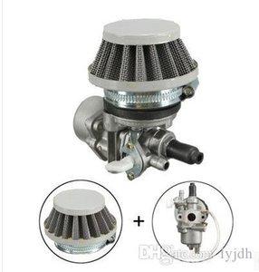 Carb Carburateur W / Filtre à air pour 47cc 49cc Deux Stroke moteur de moto Vtt Dirt Po