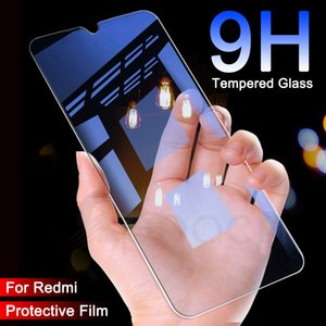 9H vidro temperado na Para Xiaomi redmi 6 Pro 7 6A 5 Plus 5A S2 redmi Nota 7 6 5 5A Pro protetor de tela Caso película protetora