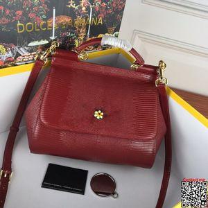 libre de calidad superior del envío bolsas sólidos de moda bolsos de cuero genuinos con la piedra preciosa Sac un diseñador principal de los bolsos la crossbody monederos 536-7