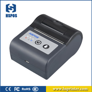 Free Shipping China Supplier Pocket Thermal Label Printer 58Mm For Stick Label Print Support Bluetooth HS-PL58AI