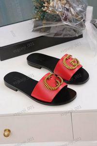 Gucci slippers Женщины сандалии Конструктор обувь Xshfbcl Luxury Slide Summer Лучший моды Широкий плоский скользкий Сандалии Тапочки Флип размер 36-42 цветок
