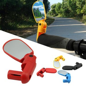 Mini Bike Specchi Ruota flessibile della bicicletta manubrio specchio retrovisore sicuro specchio retrovisore flessibile Hot Sale