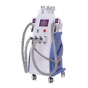 2019 plus récent 3 perte de poids poignée cryo vide à ultrasons perte de poids lipo machine beauté gel graisse laser à double taxes d'enlèvement de chine gratuit