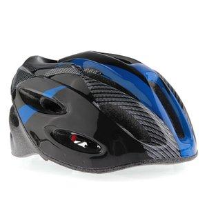 Quality Bicycle Helmet Downhill Racing Helmet Skating Helmet Blue Cycling Helmets