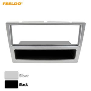FEELDO Car 1DIN CD Frame Panel Radio pour Opel Tigra 2004-2009 stéréo Fascia Installation Frame Dash Kit garniture # 5219