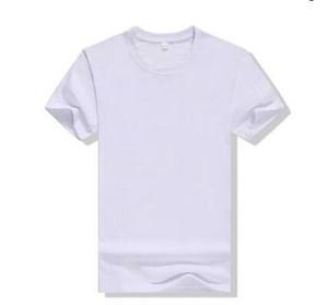 Fãs cobre a camisa de publicidade personalizada T-shirt por atacado camisa cultura DIY manga curta roupas de trabalho por turnos logotipo impresso de algodão de verão dos homens