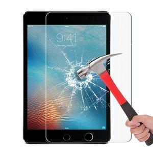 9H Premium-Schirm-Schutz für iPad mini 2 3 4 Ausgeglichenes Glas für iPad Pro 10,5 Displayschutzfolie für iPad Air 2 Pro 9.7 Knall