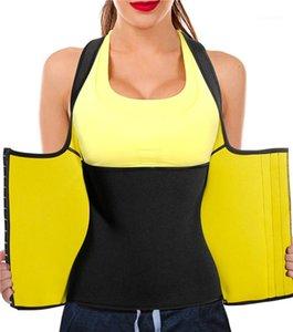 Casual Abbigliamento Corsetti Biancheria intima delle donne Slim Designer Bustini maniche Sport Stile Femminile Abbigliamento Slim Summer Fashion