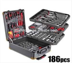 공장 직접 도매 186pcs 스위스 크래프트 기계 메이트 도구 세트 손 도구