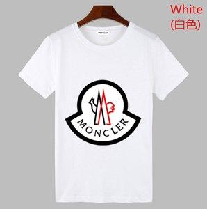 mens 2020 favour design clothes Clock Print Black White Design Men's Fashion Design T-shirt Top Short Z8 moncler men funny t-shirt