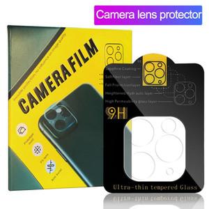 Для iPhone 11 задняя камера протектор объектива для Samsung S20 Plus закаленное стекло полный изогнутый прозрачный протектор пленка для iPhone 11 PRO Max в коробке