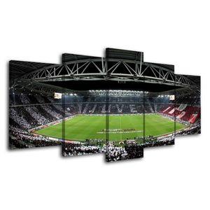 Juventus Stadium, Imprimir 5 Pieces HD tela Home Decor Art Pintura (Unframed / Framed)
