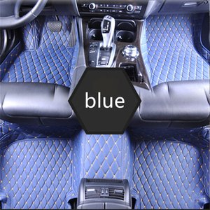 Custom car floor mats For land rover Rover Range Evoque Sport Freelander Discovery 3 4 Defender LR car accessories
