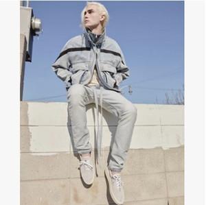 Neuer Art-Männer Used-Look Destroyed Hose weiß Ripped Patches Light Blue dünnen Biker Jeans-dünne Hose # HS #