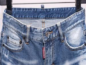 Brand Clothing Summer Shorts Men Short Jeans Sky blue Cotton Simple Shorts Breathable Denim Male Straight mens designer summer shorts pants