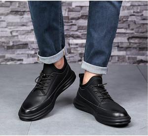 дышащая обувь Весна 2019 новых мужская повседневная обувь тенденции